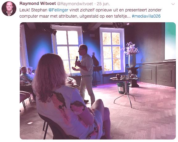 Fellinger presentatie powerpointvrij